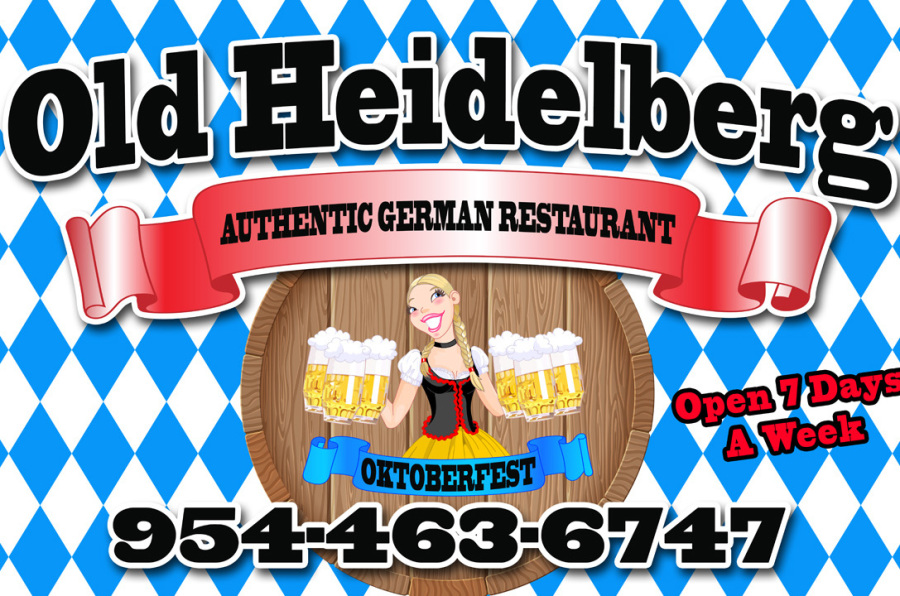 Welcome To German Food Fort Lauderdale Fl Sausage Schnitzel And